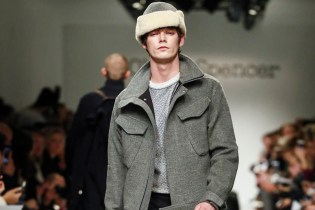 Oliver Spencer's 2017 Fall/Winter Collection Pays Homage to Tradition While Staying Modern