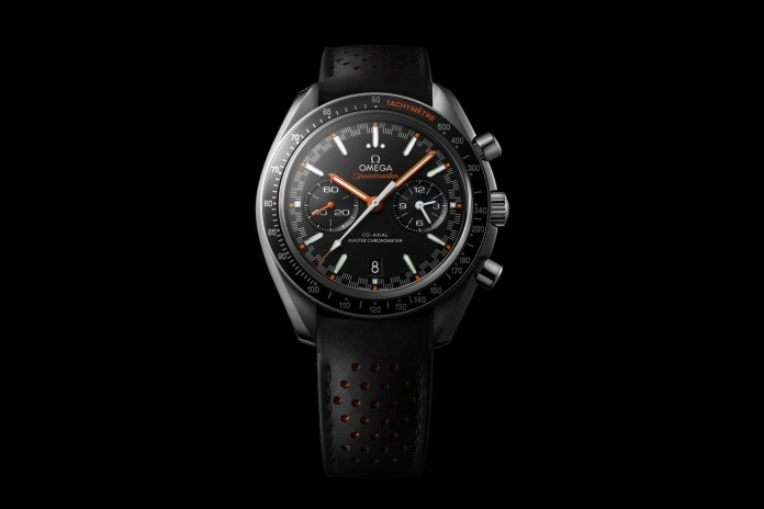 Omega Presents the Speedmaster Automatic With Master Chronometer