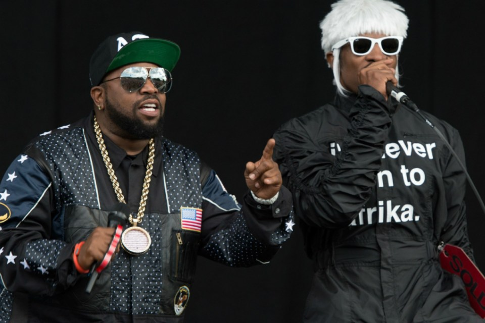 A College in Georgia Is Now Offering a Course on Outkast ...