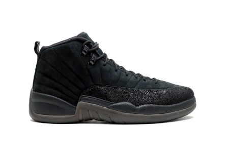 """The OVO x Air Jordan 12 """"Black"""" Has Received the Perfect Release Date"""