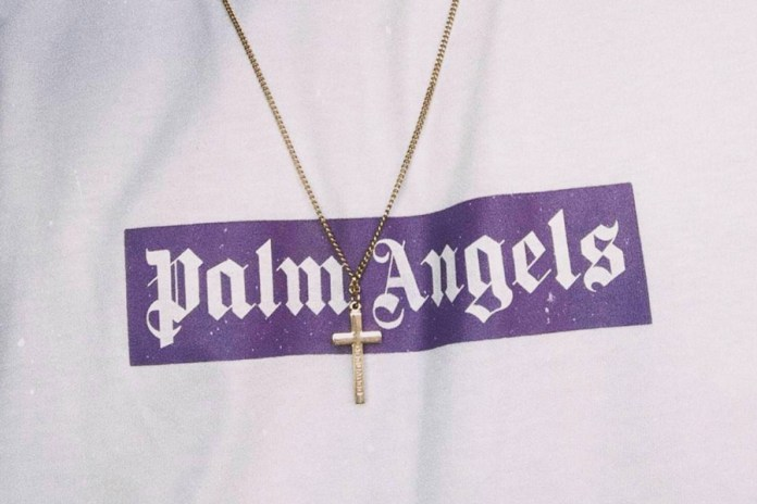 You Can Score Free Palm Angels Merch During Milan Men's Fashion Week