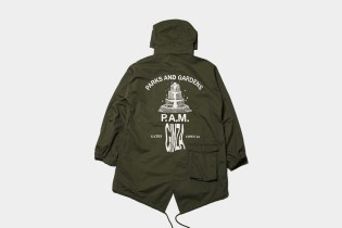 "P.A.M. to Open New ""PARKS AND GARDENS"" Pop-Up at THE PARK · ING GINZA"