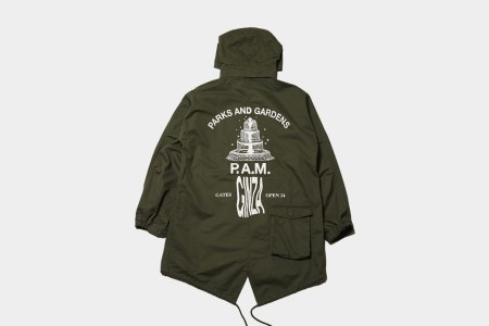 """P.A.M. to Open New """"PARKS AND GARDENS"""" Pop-Up at THE PARK · ING GINZA"""