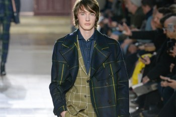 Paul Smith's 2017 Fall/Winter Collection Is a Celebration of Its English Heritage and Fine Tailoring