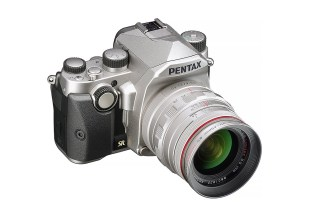 Pentax Packs Best-In-Class Low-Light Performance Into Vintage-Inspired KP Camera
