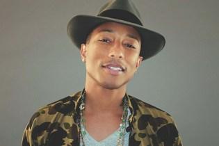 Pharrell Talks 'Hidden Figures,' Feminism and Hillary Clinton in His Latest Interview
