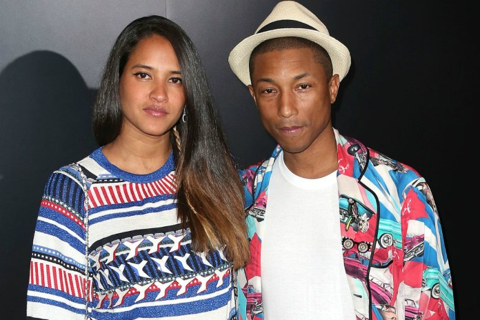 Pharrell Williams Becomes Father to Newborn Triplets