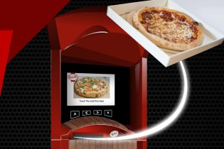Pizza ATMs Will Come to Your Area Sooner Than You Think