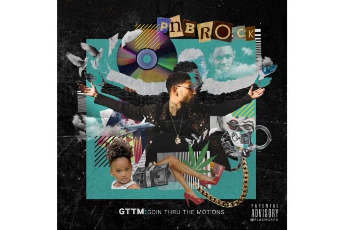 Stream PnB Rock's New Album, 'Goin Thru The Motions'
