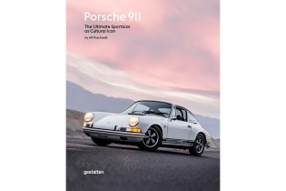 Gestalten Delves Into the History of the Iconic Porshe 911 in New Tome