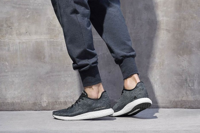 Porsche Design & adidas Unveil a Brand New BOOST Sneaker