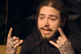 """Watch Post Malone React to """"White Iverson"""" YouTube Comments"""