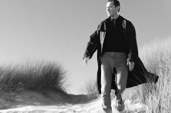 Willy Vanderperre Films Jude Law for Prada's 2017 Spring/Summer Video Campaign