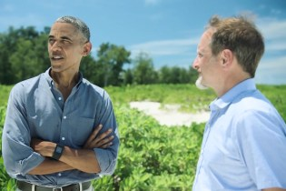 President Obama Speaks With National Geographic About Climate Change and the Environment