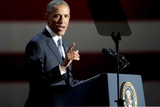 Watch President Obama Deliver His Final Farewell Address in Chicago