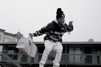 """Pressa Wears Supreme x The North Face in """"Novacane"""" Video"""
