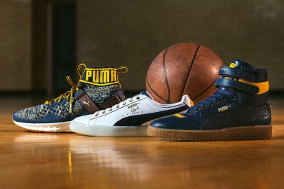 """PUMA Carries on Its Black History Month Commemoration via Its """"Legacy Collection"""""""