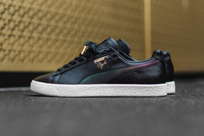 "PUMA's Latest Clyde Silhouette Gets The ""Chinese New Year"" Treatment"