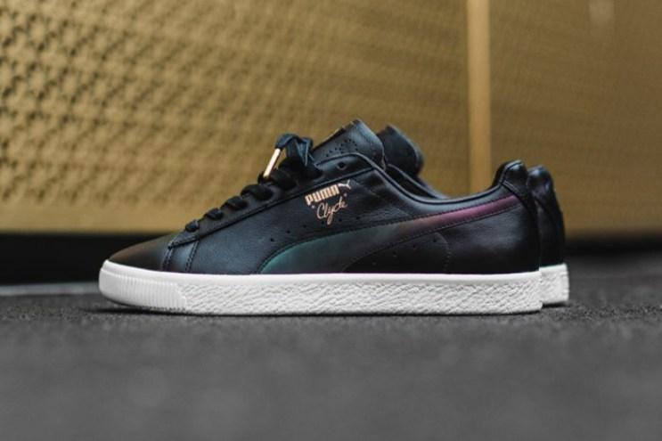 """PUMA's Latest Clyde Silhouette Gets The """"Chinese New Year"""" Treatment"""