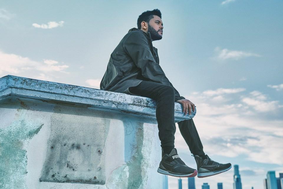 Puma Ignite Limitless The Weeknd