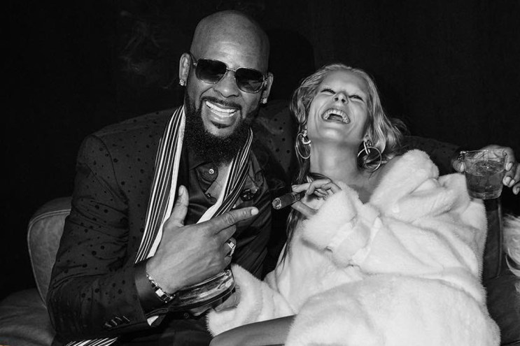 R. Kelly Makes an Appearance in Alexander Wang's Latest Campaign