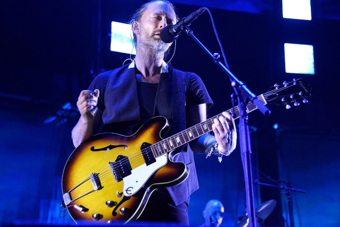Radiohead Announce 2017 World Tour
