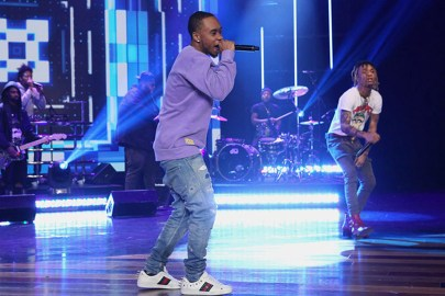 "Watch Rae Sremmurd Perform ""Black Beatles"" on 'Ellen'"