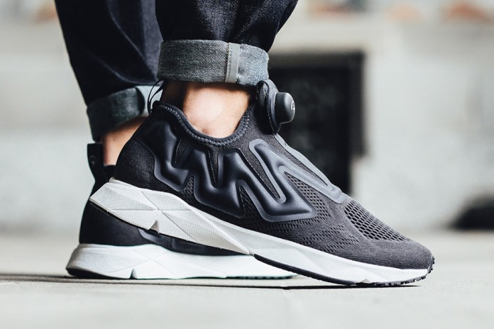 Reebok's Pump Supreme Engine Follows Footwear's Trend of Lightweight Knit Uppers