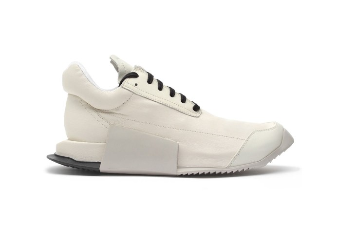 Rick Owens and adidas Unveil the New Walrus Sneaker