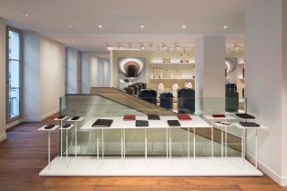 Rimowa Opens Its First Flagship Store in Paris