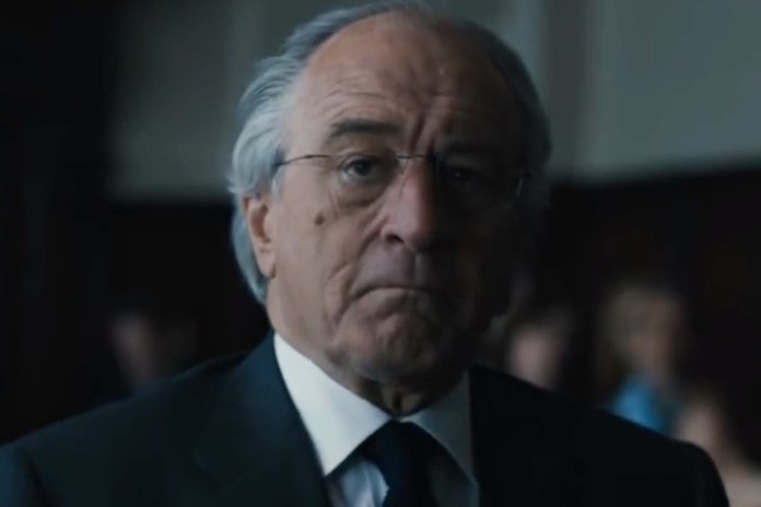 Robert De Niro Is Bernie Madoff in HBO's 'The Wizard of Lies'