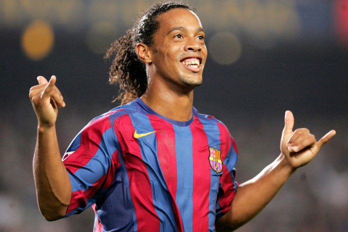 Ronaldinho Pens Letter to His Younger Self