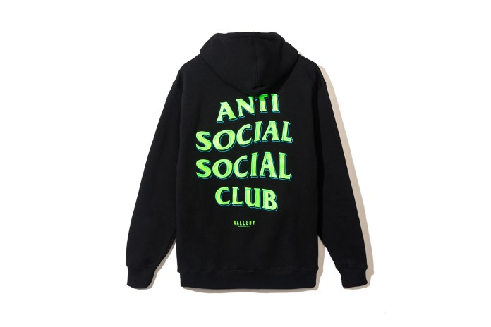 Here's a First Look at the RSVP Gallery x Anti Social Social Club Capsule