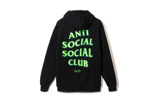 UPDATE: Here's Where the RSVP Gallery x Anti Social Social Club Capsule Will Drop