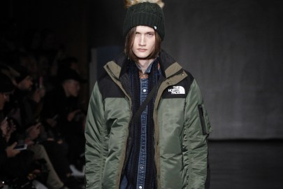 sacai's 2017 Fall/Winter Collection Featuring The North Face Collaboration Is Full of Life