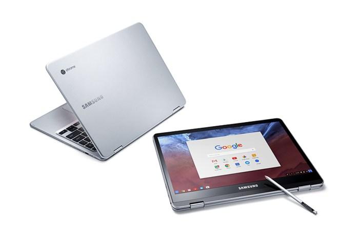 Samsung Unveils Its Chromebook Plus & Pro