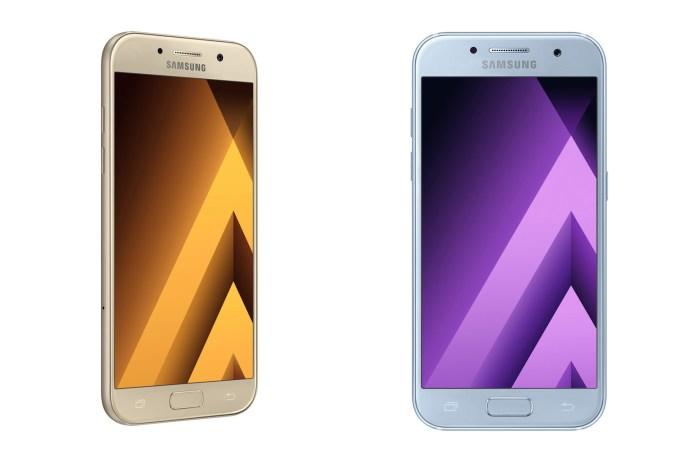 Samsung's New Mid-Range Galaxy Phones Pack Premium Features, USB-C Port