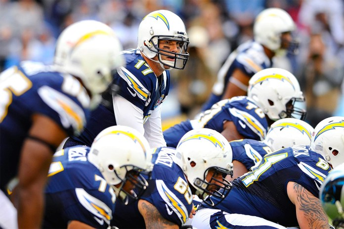 The San Diego Chargers Are Moving to Los Angeles