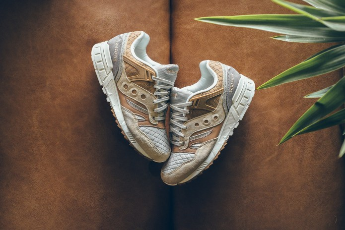 Saucony Brings Quilted Construction to the Grid SD