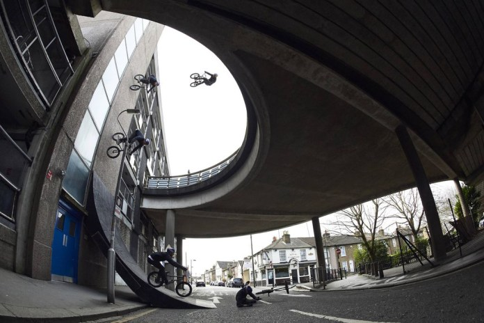 Sebastian Keep Redefines Street BMX With Two Year Long Wallride Project