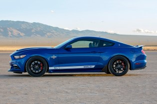 Shelby 50th Anniversary Super Snake Mustang Brilliantly Pays Homage to Its Lineage