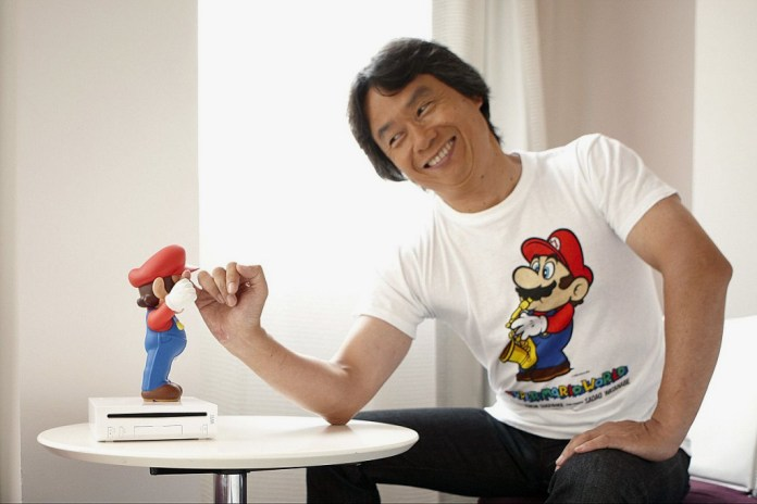 This Is How 'Super Mario' & 'Zelda' Designer Shigeru Miyamoto Creates Classics