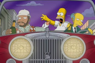 Preview the New 'Hip Hop Homie' Episode of 'The Simpsons'
