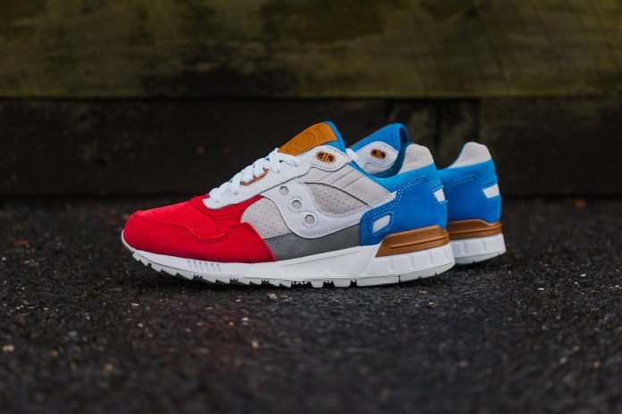 Sneakers76 & Saucony Pay Homage to Taras