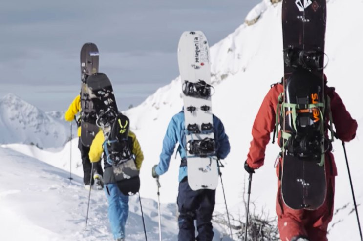 This Is What It's Like to Snowboard the Deepest Powder in Japan