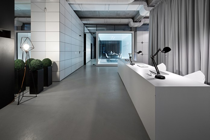 Soesthetic Group's Ukrainian Office Is Clean Yet Sophisticated