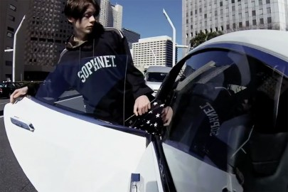 SOPHNET. Goes For a Joy Ride Around Tokyo in its 2017 Spring/Summer Video