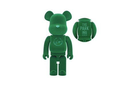 """The PARK · ING GINZA Releases an Exclusive BE@RBRICK for Its Latest Project """"SPRING HAS COME"""""""