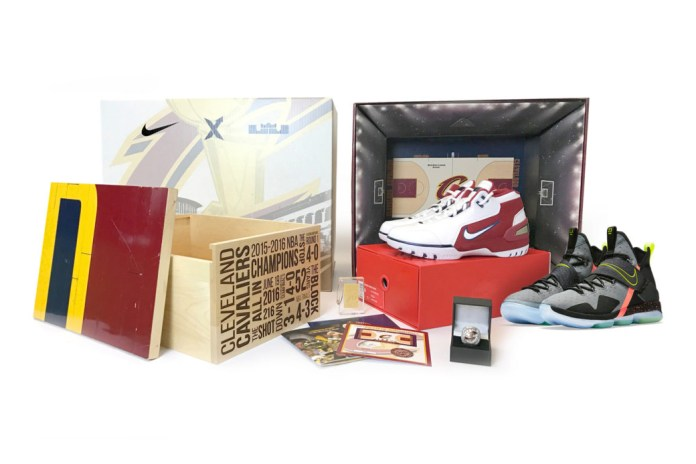 """StockX Gives You the Chance to Own the Nike LeBron """"Cavs Champion Court"""" Pack"""