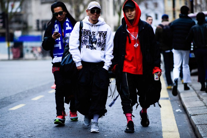 Streetsnaps: London Fashion Week Men's Day 1